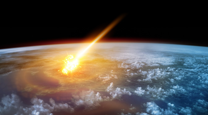 Rumores en Internet sobre el impacto de un asteroide: Cómo separar la realidad de la ficción