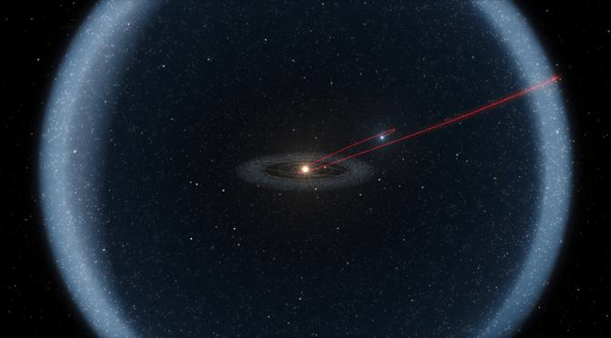 C/2014 S3 PANSTARRS, una reliquia de la formación del Sistema Solar interior