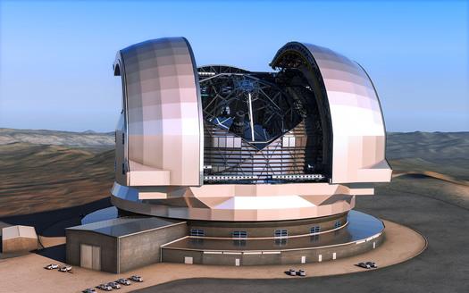 En Büyük Teleskopun İnşası Başlıyor