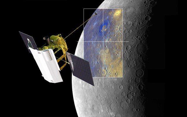 Το βράδυ της Πέμπτης, περίπου στις 22:30 ώρα Ελλάδας, το διαστημικό σκάφος MESSENGER θα πέσει με ταχύτητα περίπου 14.500 χλμ./ώρα στην επιφάνεια του Ερμή.