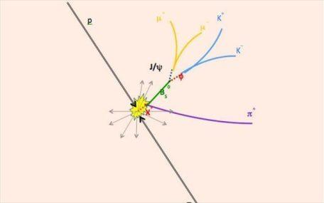 Οι πρώτες ενδείξεις για το νέο τετρακουάρκ χρονολογούνται από τον περασμένο Ιούλιο, με τους ερευνητές να δίνουν το όνομα X(5568) στο εύρημά τους.