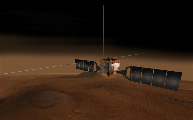 Mars Express V2.0: Αναβάθμιση από απόσταση 150 εκατομμυρίων χιλιομέτρων