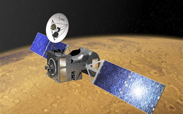 Τις έρευνες για ίχνη εξωγήινης ζωής στον Άρη αρχίζει το ExoMars