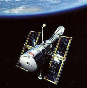 All about the Hubble Telescope at AstronomyKidscom