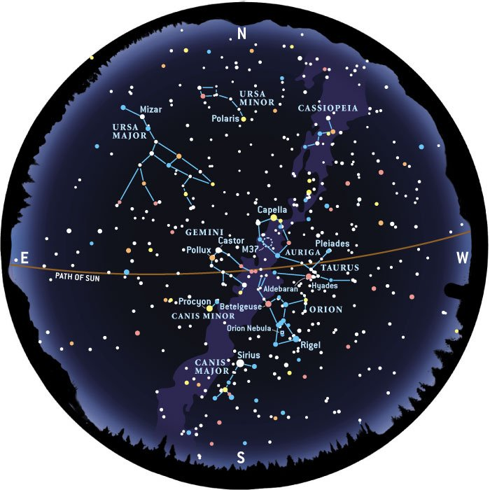 Learn the constellations Astronomycom