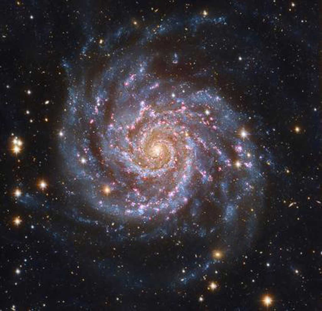 Spiral galaxies like Milky Way bigger than thought
