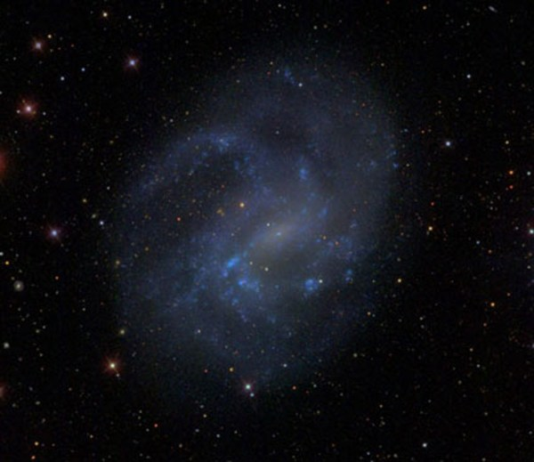 Dwarf galaxies give clues to origin of supermassive black