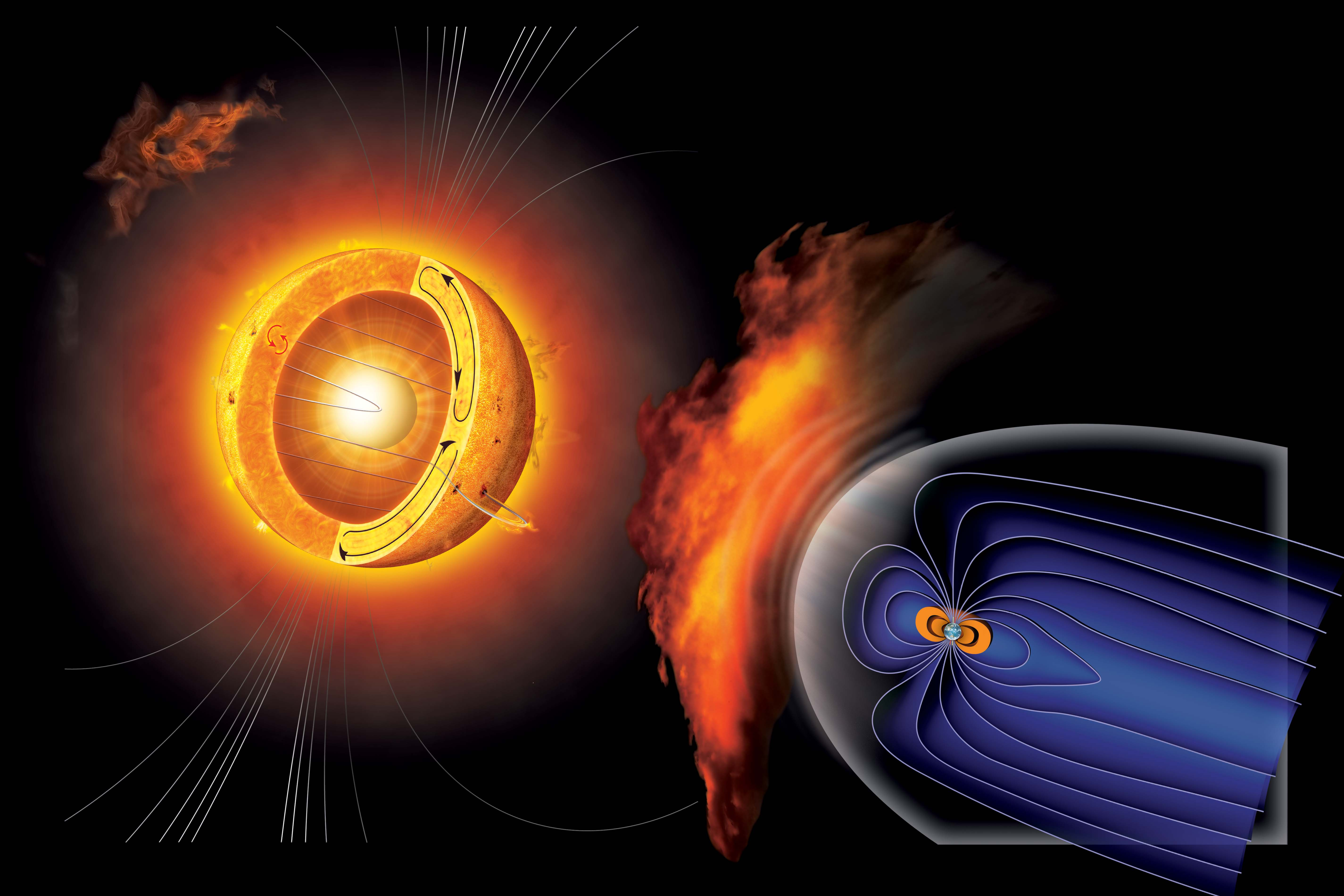 Could A Solar Storm Shut Down Earth