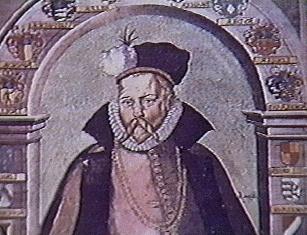 Tycho portrait