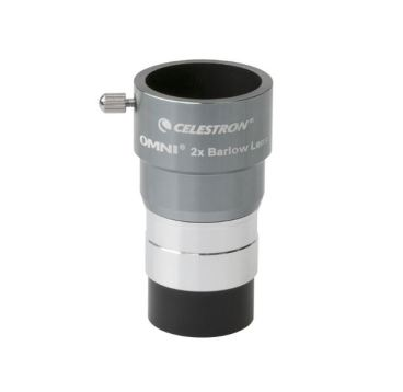 Celestron Omni Barlow Lens