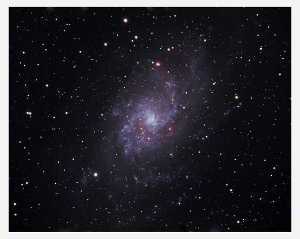 Astrophoto Gallery Triangulum Galaxy (M33) – Astronomy Source