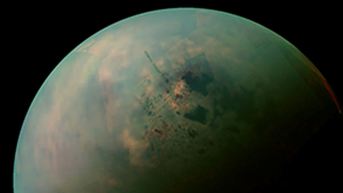 Scientist Speculate Titan May Harbour Life