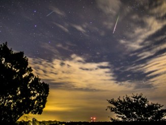 Leonids Meteor Shower