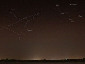 Interesting Facts About The Constellation Perseus