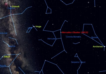 star constellation facts hercules