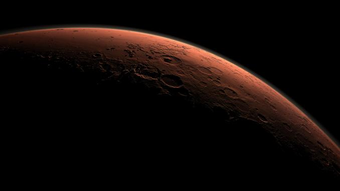 Martian Life Hopes Raised After Liquid Water Find