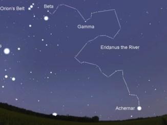 Star Facts: Achernar