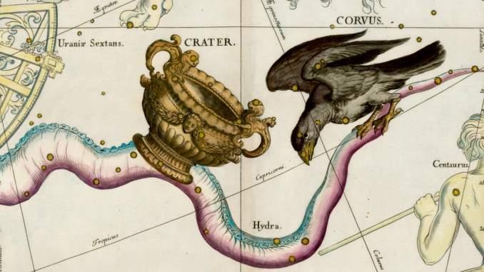 Star Constellation Facts: Corvus