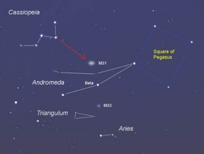 Star Constellation Facts: Triangulum, the Triangle