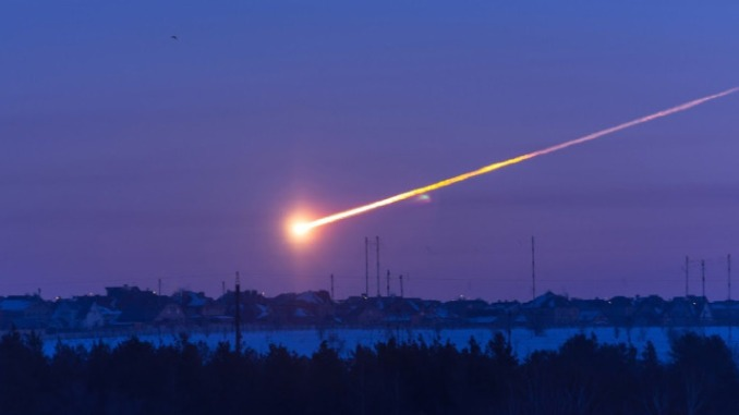 How Frequently do Meteorites Strike The Earth?