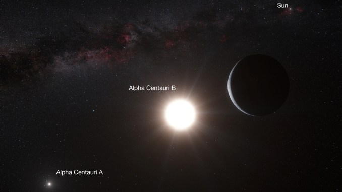 How Long Would a Spacecraft Take to Reach Proxima Centauri?