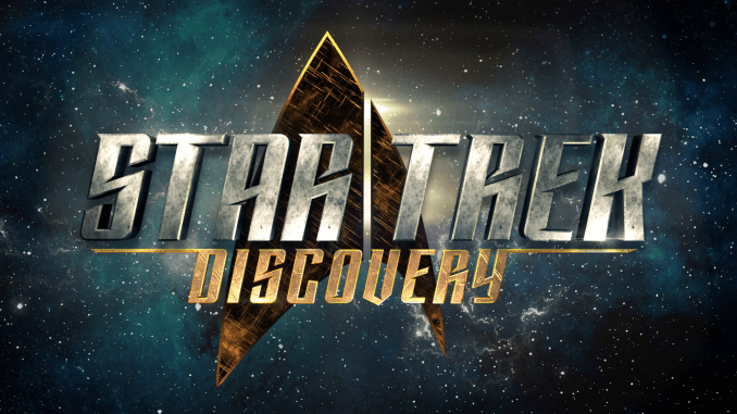 Star Trek: Discovery (May 2017)