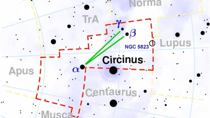 Star Constellation Facts: Circinus