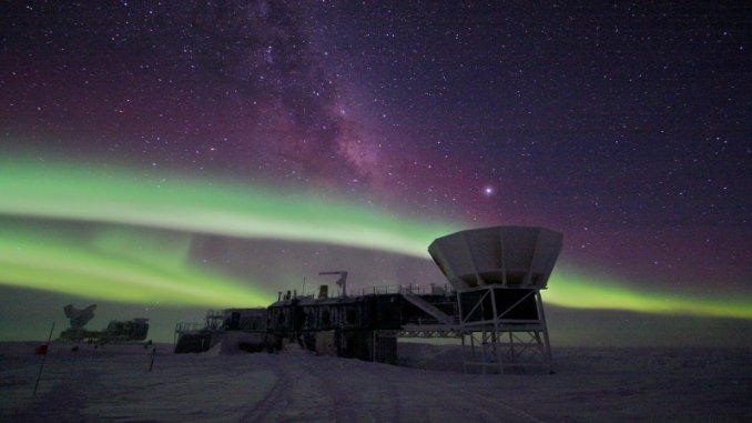 South Pole Telescope Harsh Environment Demanding on Astronomers