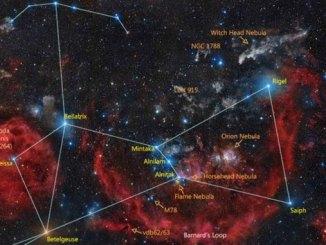 Orion Molecular Cloud Complex
