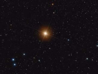 Aldebaran Star