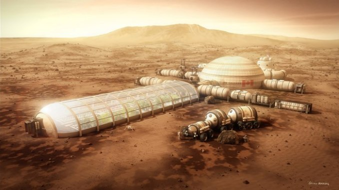 Exploring the Possibility of Living on Mars