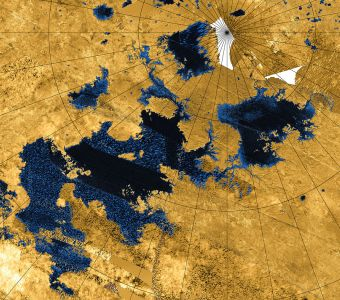 Lakes of Titan
