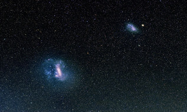 Large Magellanic Cloud (LMC)