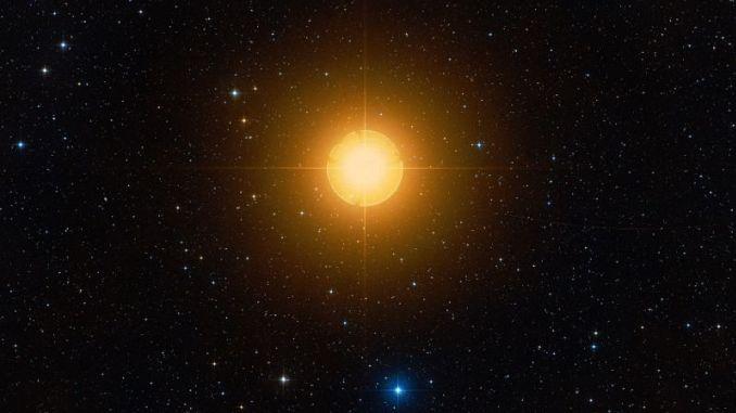 Star Facts: Alphard