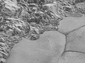 Why Pluto's Dunes Are Similar to Dunes on Earth