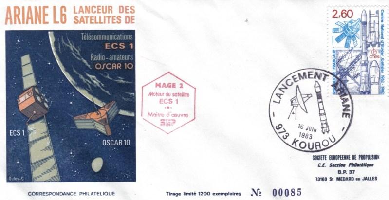 A006 - Vol L6 du 16 Juin 1983