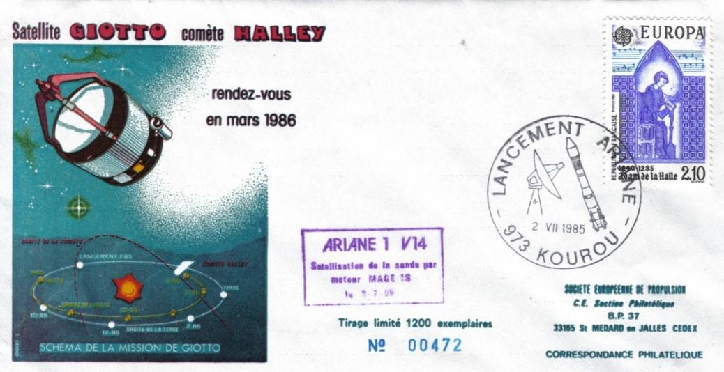 A014 - Vol 14 du 02 Juillet 1985