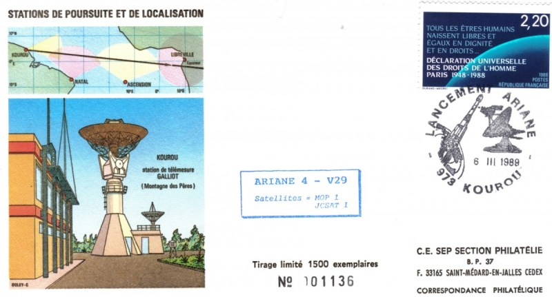 A029 - Vol 29 du 06 Mars 1989