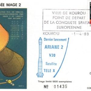 A030 - Vol 30 du 01 Avril 1989