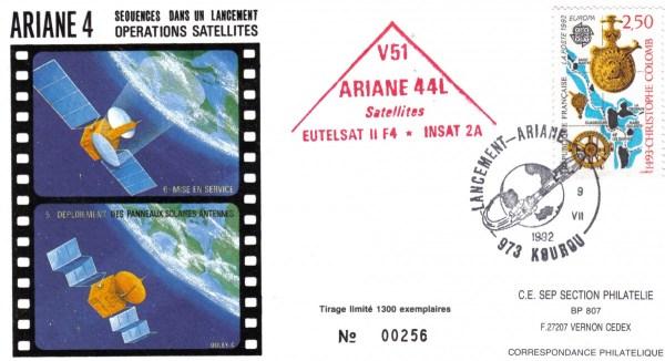 A051 - Vol 51 du 09 Juillet 1992