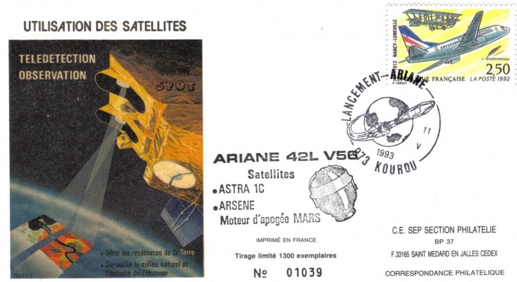 A056 - Vol 56 du 11 Mai 1993