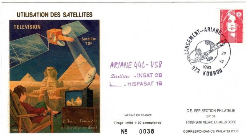 A058 - Vol 58 du 22 Juillet 1993