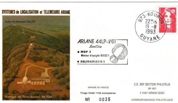 A061 - Vol 61 du 19 Novembre 1993