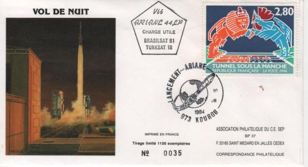 A066 - Vol 66 du 10 Aout 1994
