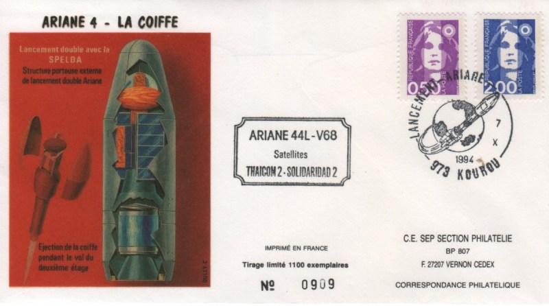 A068 - Vol 68 du 07 Octobre 1994