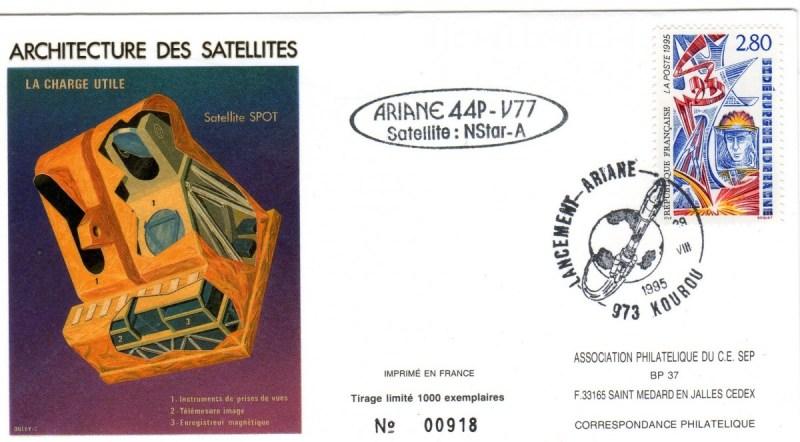 A077 - Vol 77 du 29 Aout 1995