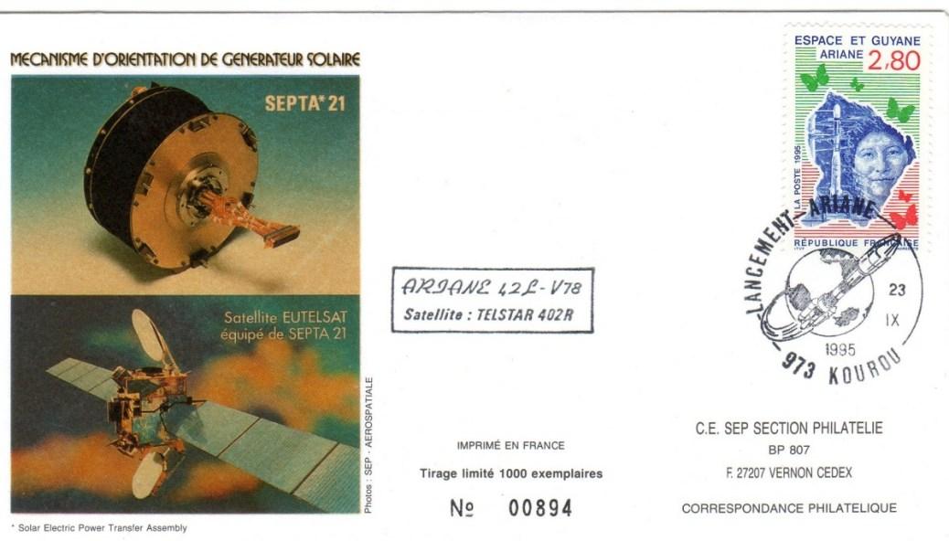 A078 - Vol 78 du 23 Septembre 1995
