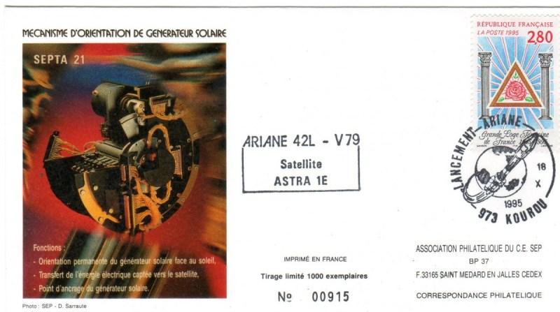 A079 - Vol 79 du 18 Octobre 1995