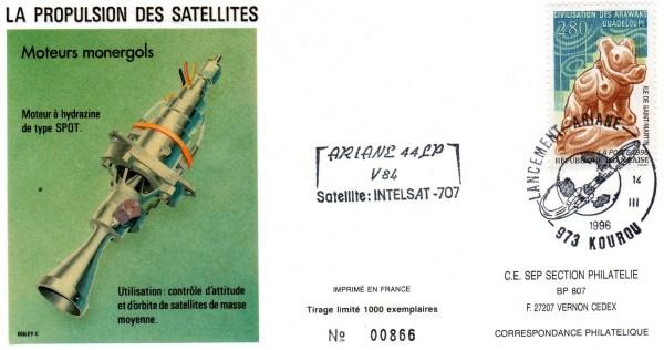 A084 - Vol 84 du 14 Mars 1996