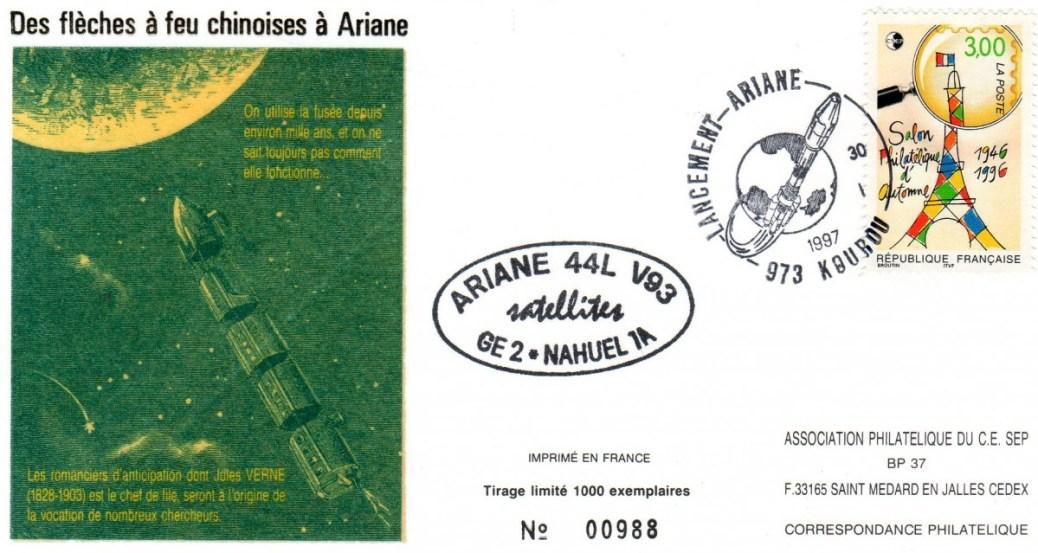 A093 - Vol 93 du 30 Janvier 1997